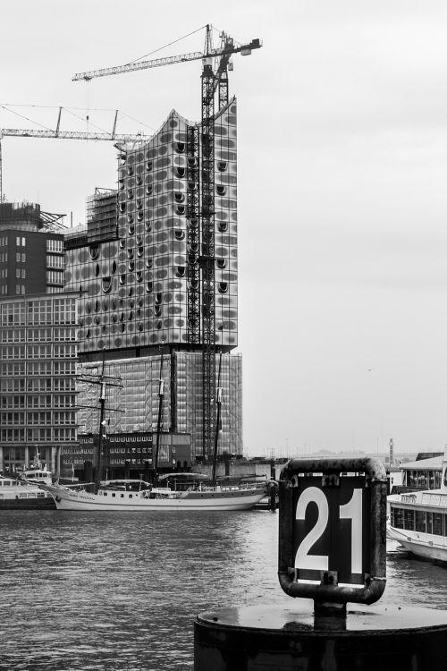hamburg water port