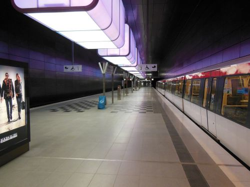hamburg metro overseas quartier