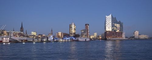 hamburg germany harbour city