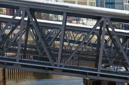 hamburg port bridge
