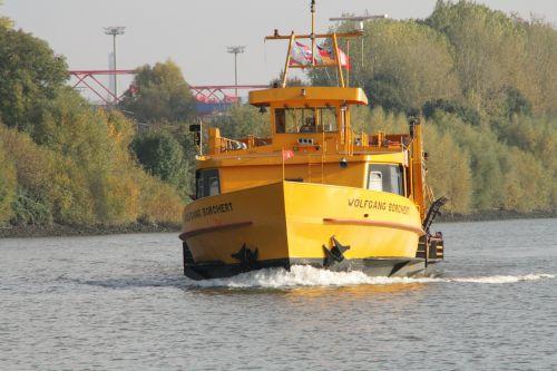 hamburg port ferry