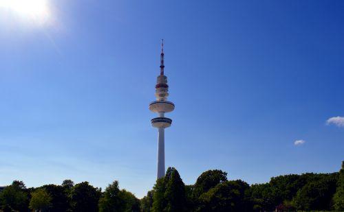 hamburg tv tower architecture
