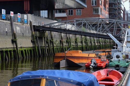 hamburg harbour city port