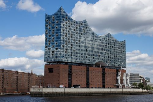 hamburg elbe philharmonic hall architecture