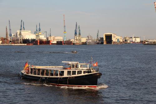 hamburg port hanseatic