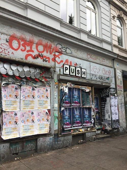 hamburg  tags  streetart