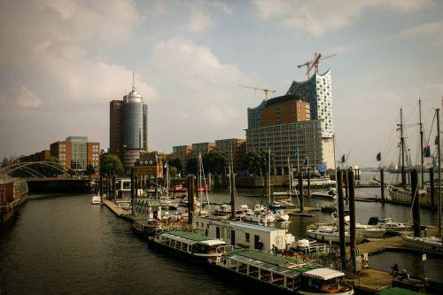 hamburgas,uostas,laivas,Vokietija,boot,vanduo,uosto miestas,šiaurinė Vokietija