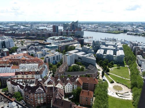 hamburg city hanseatic city
