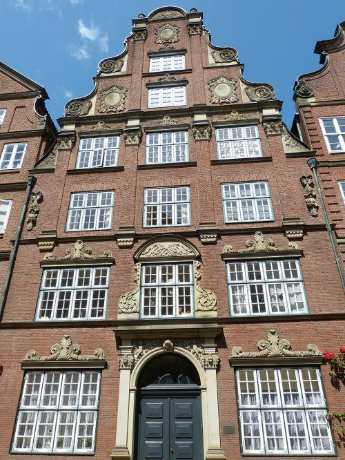 hamburg hanseatic city architecture