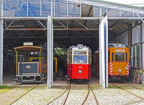 hamburg trams museum depot schönberger beach