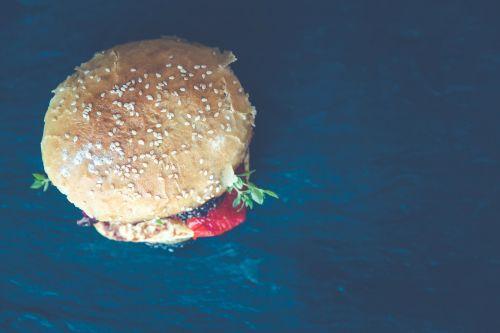 hamburger burger ham
