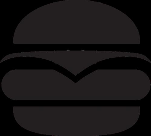 hamburger burger food