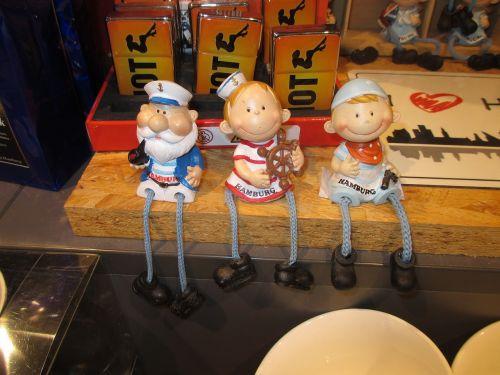 hamburger sailors captain