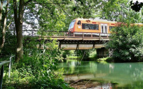 hamlet of bergen railway bridge brenzbruecke