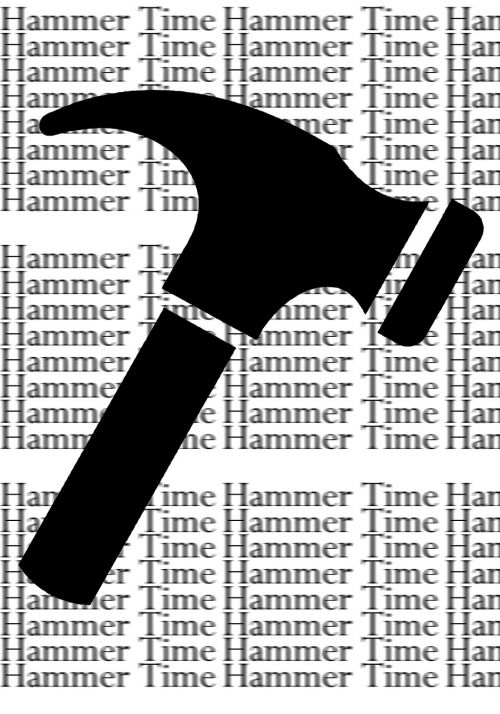 hammer time mc