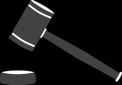 hammer court law