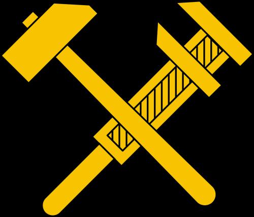 hammer insignia russia