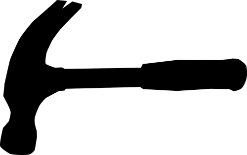 hammer silhouette tool