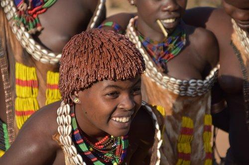 hammer  ethiopia  tribe