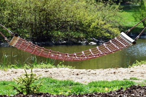 hammock  river  water