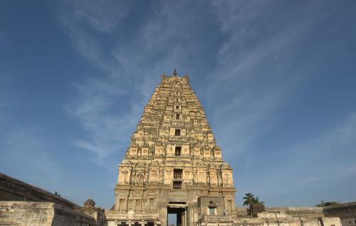 virupaksha hampi temple