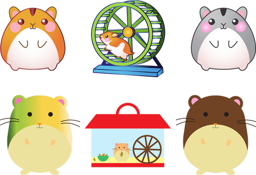hamster  pet  mouse