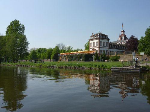 hanau main river
