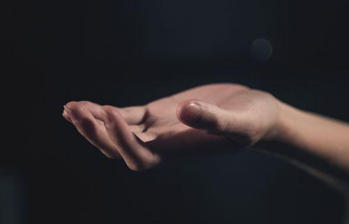 hand palm light