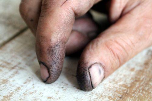 hand mechanic rest
