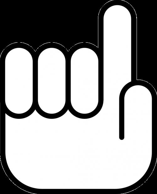 hand human mouse