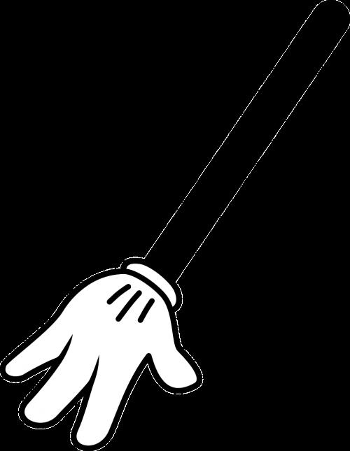 hand fingers pointer