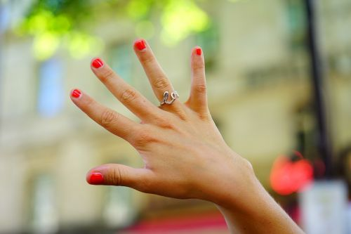 hand finger finger ring