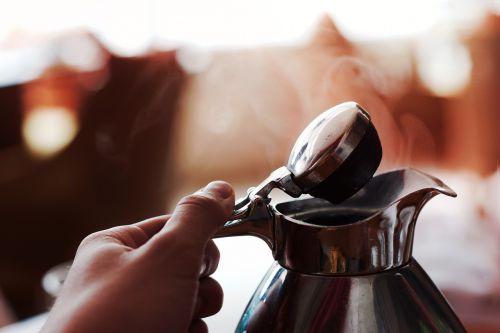 hand hot kettle