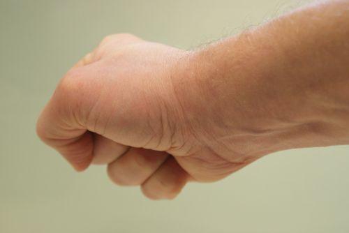 hand faust human