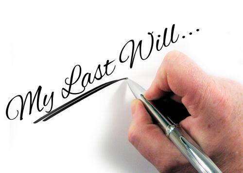 hand leave pen