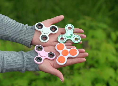 hand kids toy