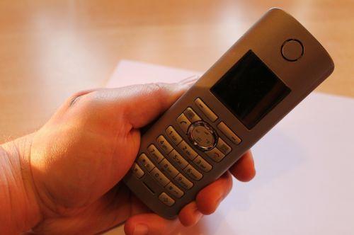hand phone communication