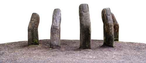 hand finger memorial