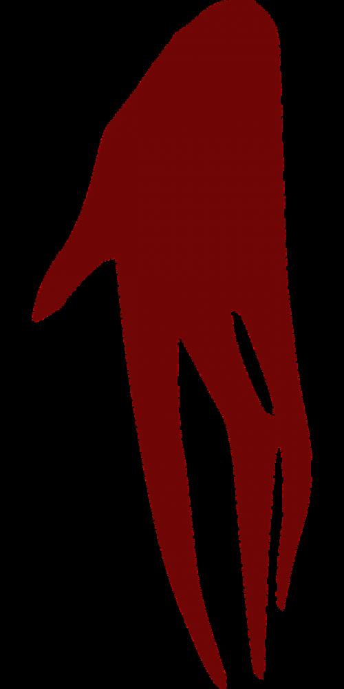 hand devil horror