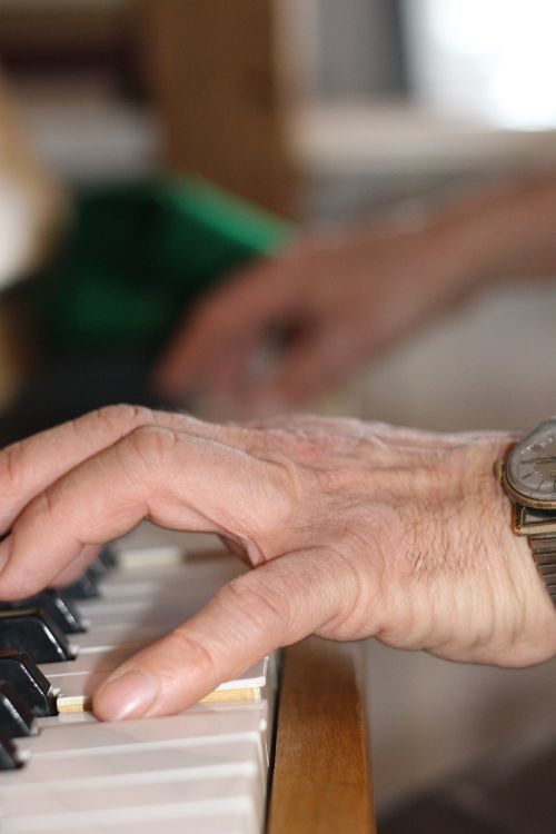 hand instrument people