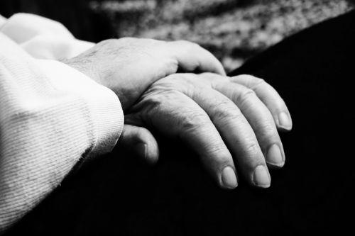 hand human man