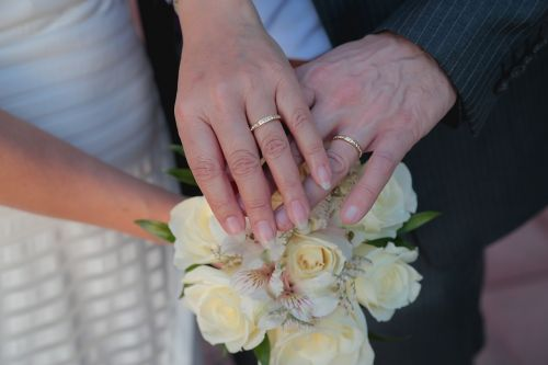 hand wedding women