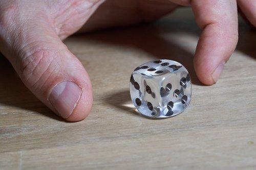 hand  cube  gluck