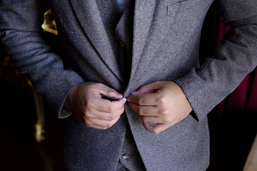 hand  vest  people