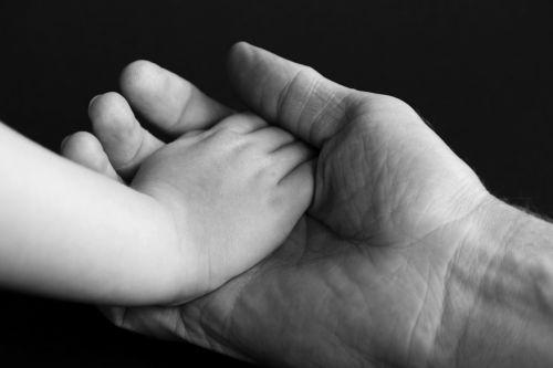 hand hands trust