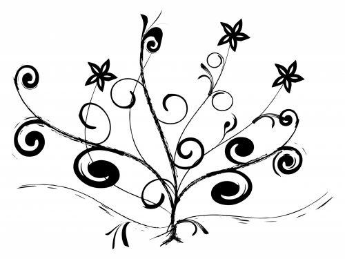 Hand Drawn Bouquet