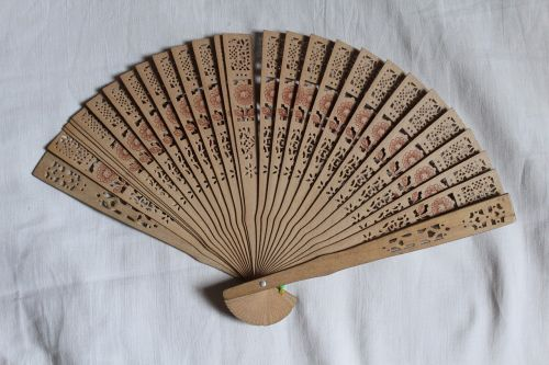hand fan chinese japanese
