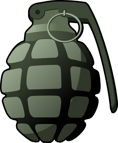 hand grenade grenade explosive