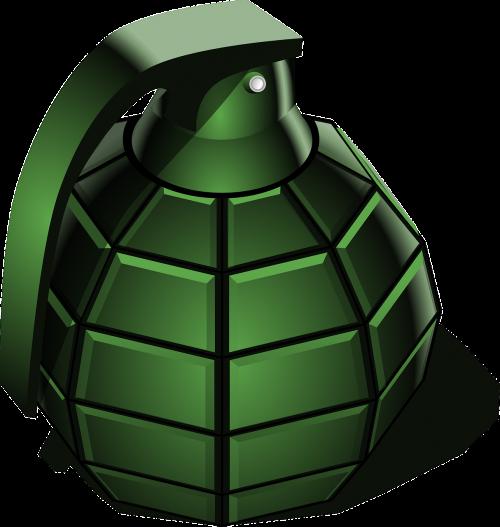 hand grenade grenade war