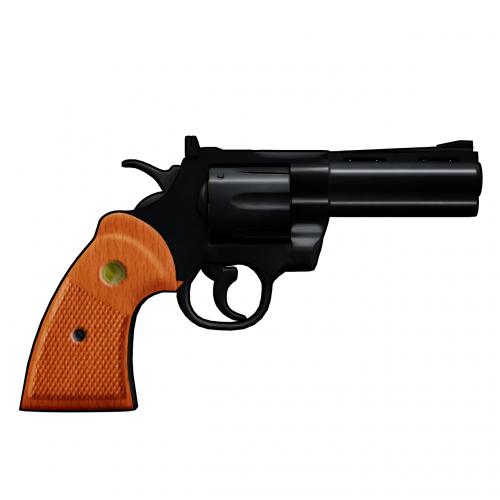 hand gun gun pistol